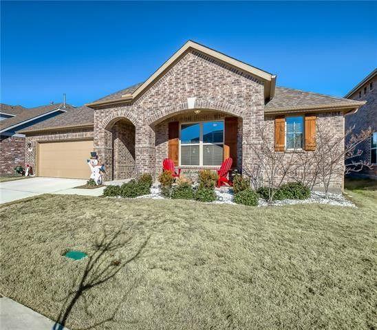 1613 Settlement Way, Aubrey, TX 76227