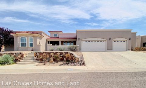 Photo of 2892 Lookout Ridge Dr, Las Cruces, NM 88011