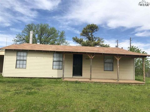 Photo of 603 N Bailey St, Electra, TX 76360