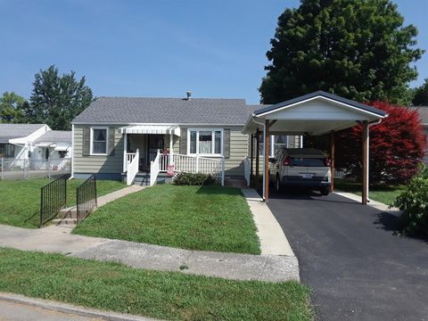 Photo of 829 Lafayette St, Greenfield, OH 45123