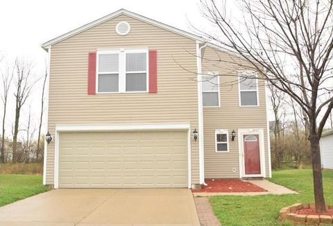 9042 Cardinal Flower Ct, Indianapolis, IN 46231