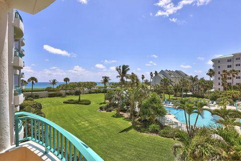 Ocean Club Jupiter Condominiums, Jupiter, FL Real Estate