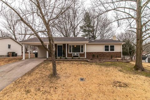 Photo of 342 Hillview St, Cape Girardeau, MO 63703