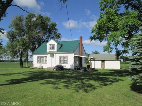 Burr Oak Mi 4 Bedroom Homes For Sale