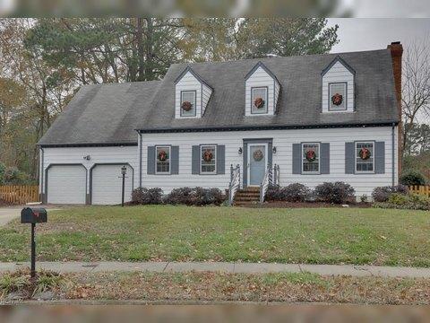 884 Le Cove Dr Virginia Beach Va 23464 House For