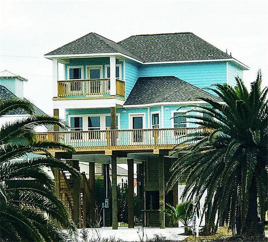 Beach House Rental Crystal Beach