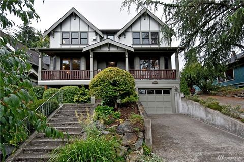 4121 Sunnyside Ave N, Seattle, WA 98103
