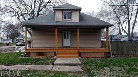 201 N Oliver St, Kenney, IL 61749