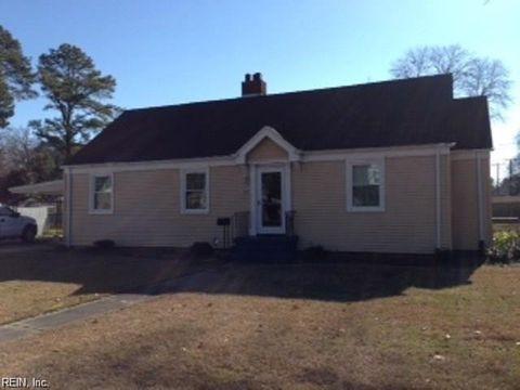 Photo of 3645 Trant Ave, Norfolk, VA 23502