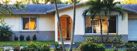 Peachy 1961 Sw 70Th Ave Plantation Fl 33317 Download Free Architecture Designs Sospemadebymaigaardcom