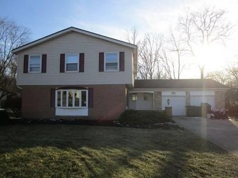 4336 Pennswood Dr, Middletown, OH 45042
