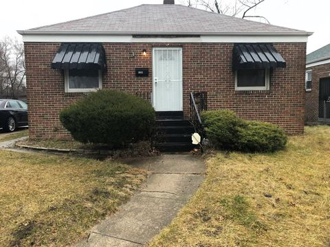 Photo of 735 Burr St, Gary, IN 46406