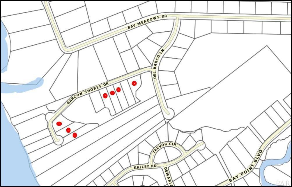 Milton Florida Map.5545 Garcon Shores Dr Milton Fl 32583 Land For Sale And Real