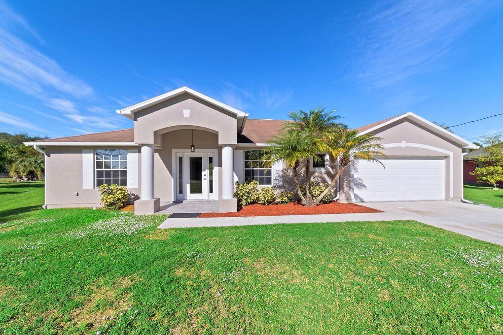 1489 Sw Stony Ave, Port Saint Lucie, FL 34953