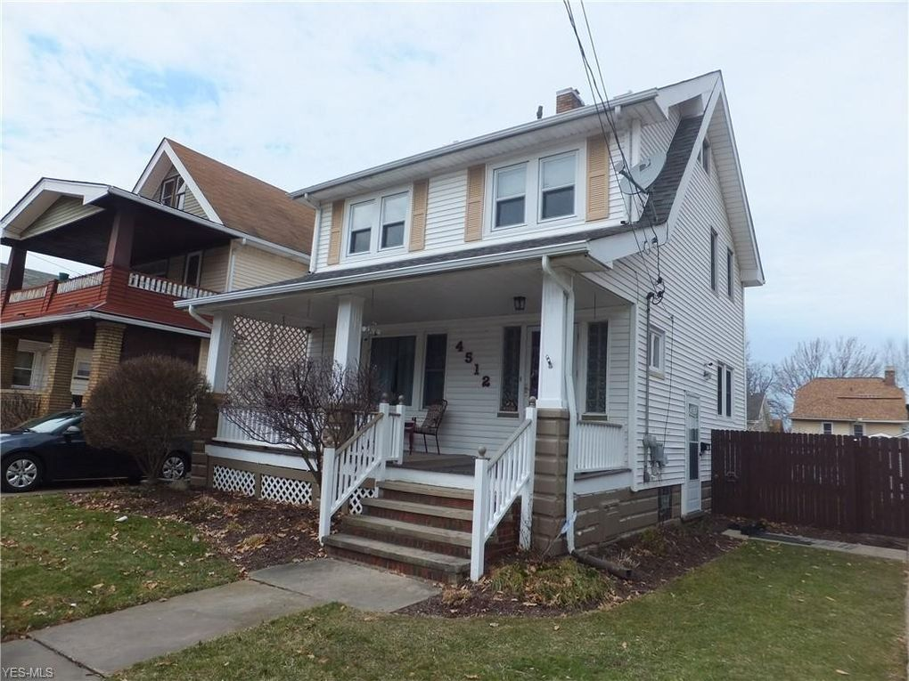 4512 Behrwald Ave Cleveland, OH 44144