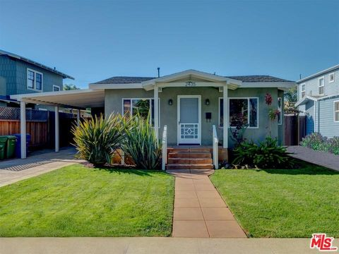 2435 Glencoe Ave Venice Ca 90291 House For