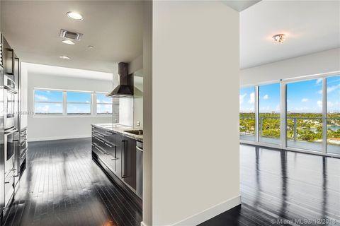 Aqua At Allison Island Miami Beach Fl Apartments For Rent