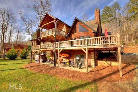 Photo of 1335 N Toccoa River Rd, Mineral Bluff, GA 30559