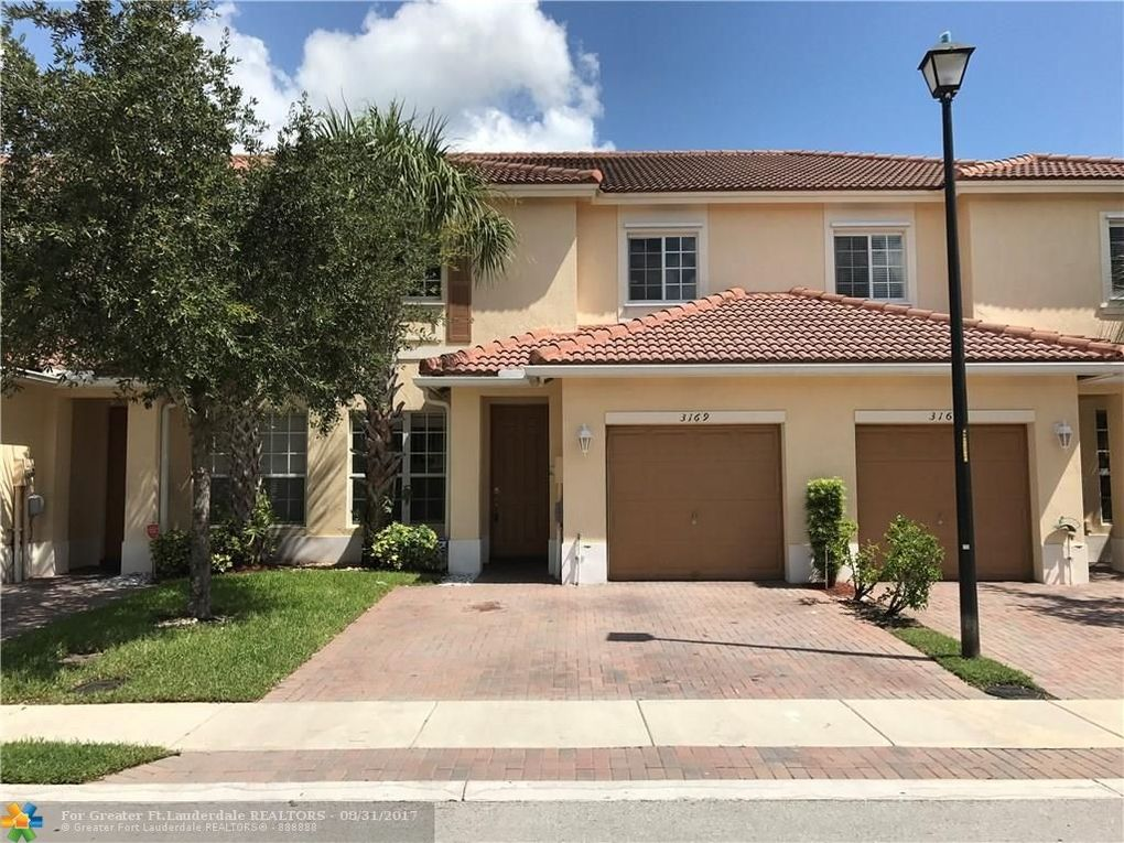 3169 Nw 32nd Ct Oakland Park FL 33309