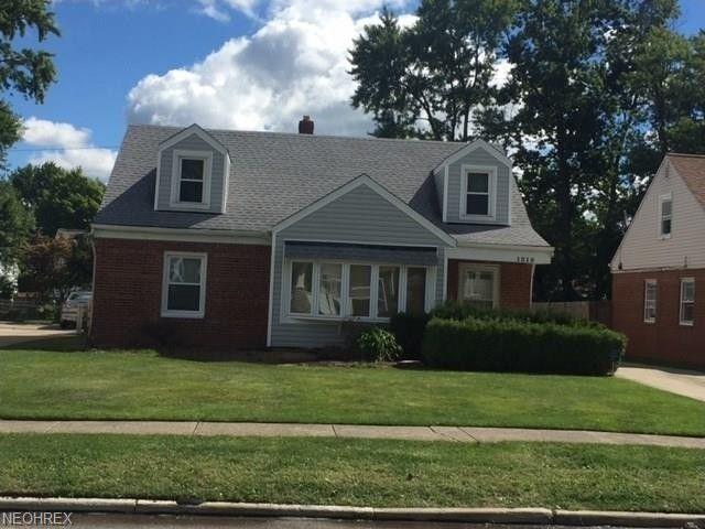 1319 Washington Blvd, Mayfield Heights, OH 44124