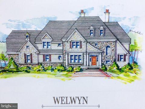 Welwyn Rd Lot 2, Wayne, PA 19087