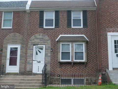 Photo of 3837 Berkley Ave, Drexel Hill, PA 19026