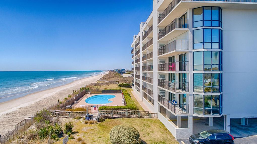 4110 Island Dr Unit 106 North Topsail Beach Nc 28460