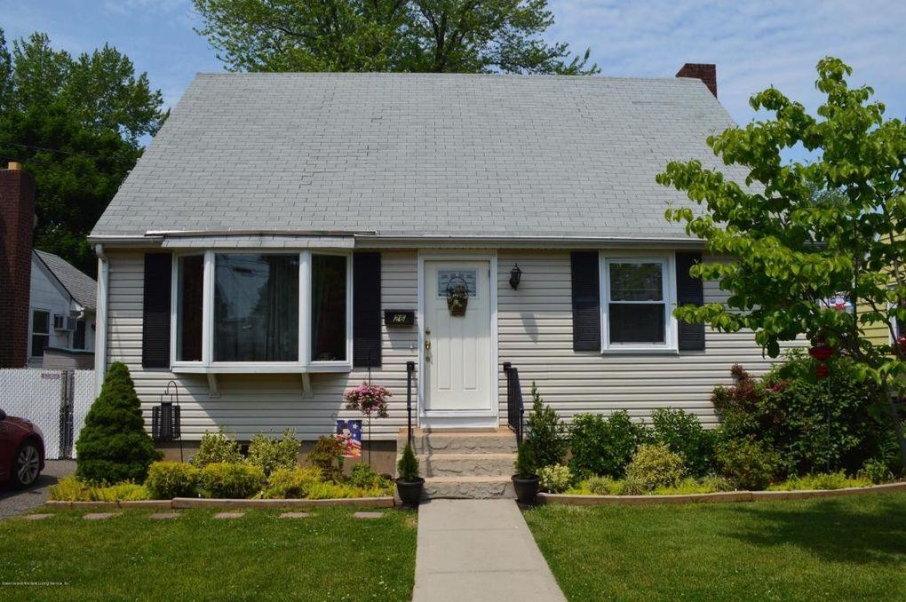 Real Estate Prices Staten Island