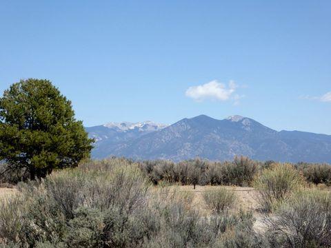 Paseo Del La Barranca, Ranchos Taos, NM 87557