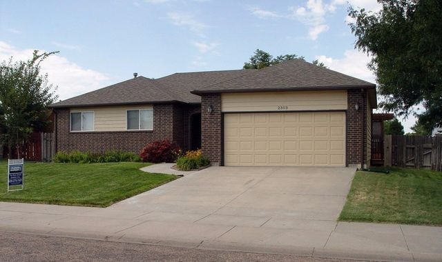 2303 N Commanche Dr Garden City Ks 67846 Home For Sale