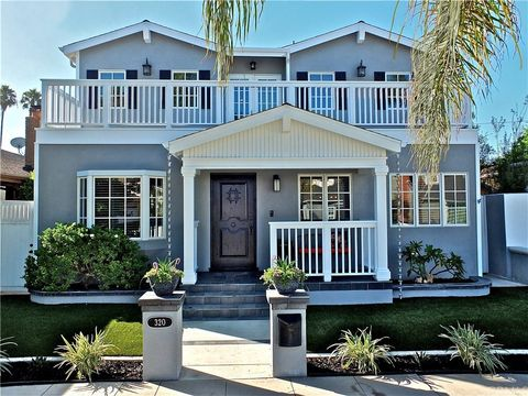 320 Corona Ave Long Beach Ca 90803 House For