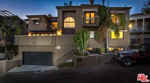 8721 Sunset Plaza Pl, Los Angeles, CA 90069