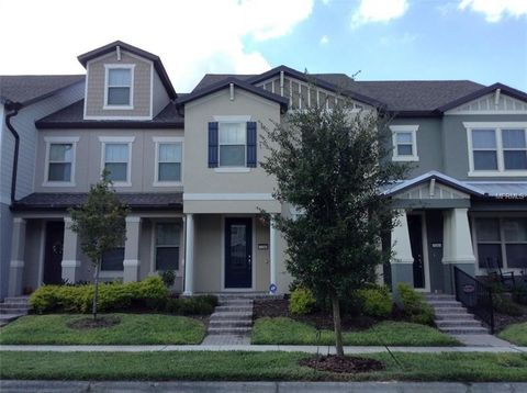 7248 Duxbury Ln, Winter Garden, FL 34787. Townhome For Rent
