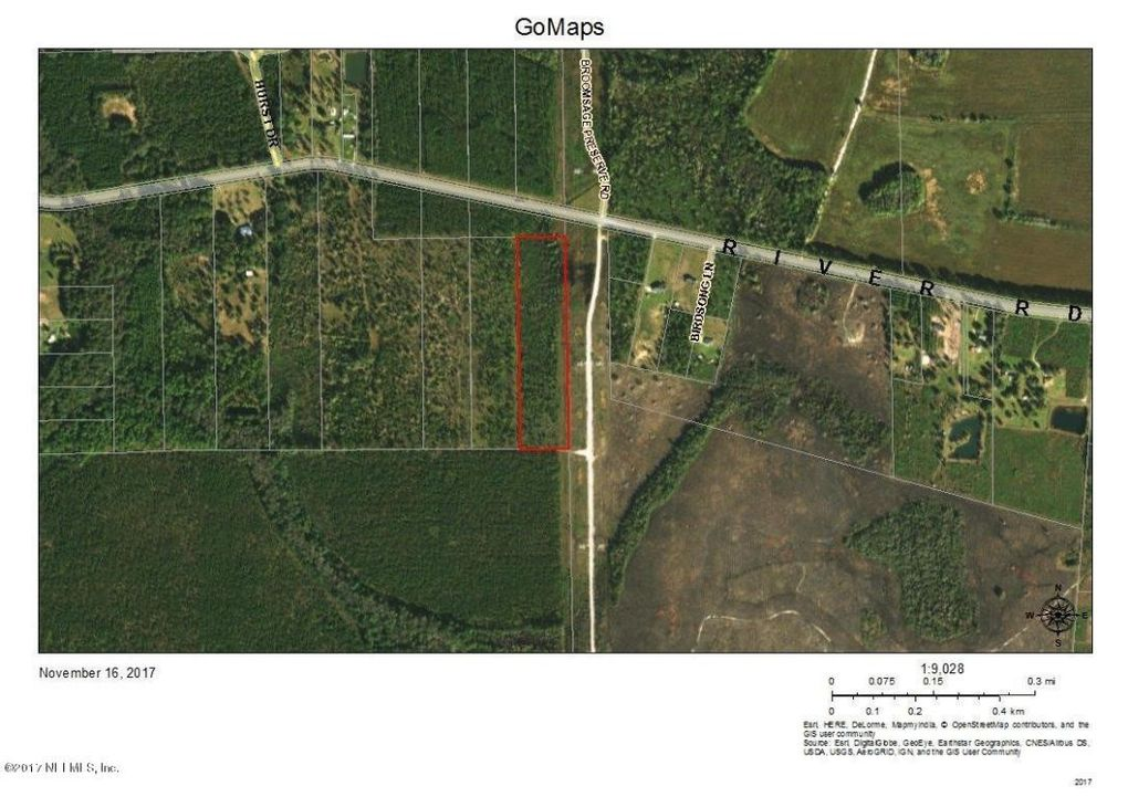 10 Acres River Rd Hilliard Fl 32046