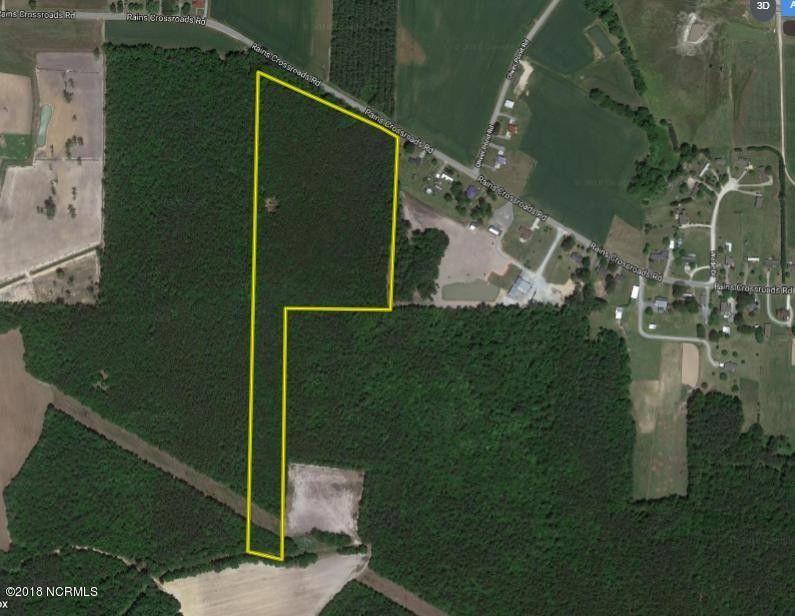 Princeton Nc Map.Rains Crossroads Rd Princeton Nc 27569 Recently Sold Land Sold