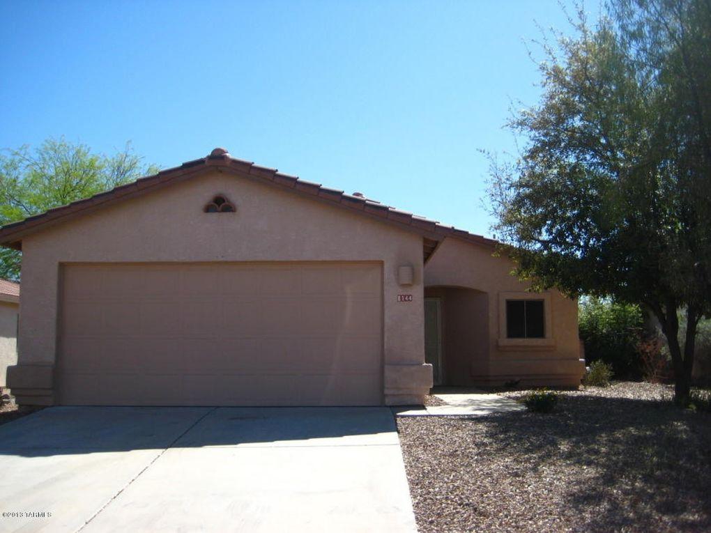 8144 N Carefree Way, Tucson, AZ 85743