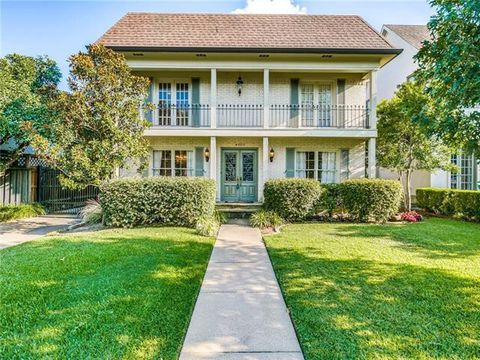 Photo of 4505 Southern Ave, Highland Park, TX 75205
