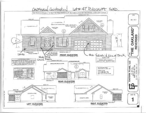 Woods Edge Dr Lot 47, Dunn, NC 28334