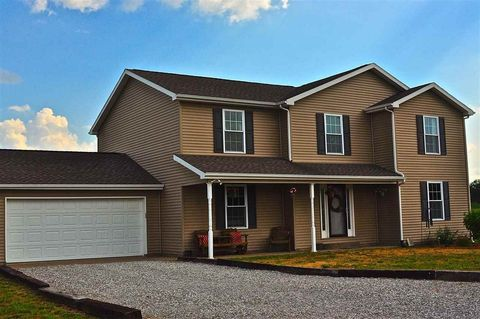 9771 Winyard Pl, Owensville, IN 47665