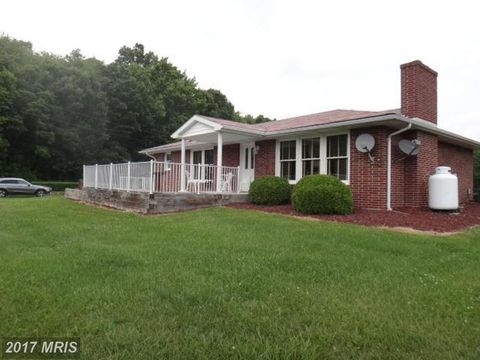 11600 Blue Grass Farms Ln Se, Oldtown, MD 21555