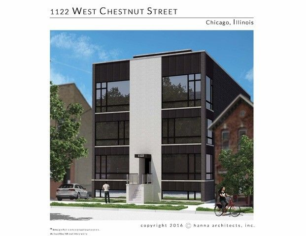 1122 W Chestnut St Unit 3 W, Chicago, IL 60642
