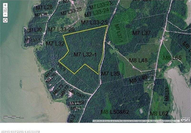 ripley neck rd harrington me 04643 land for sale and real estate listing