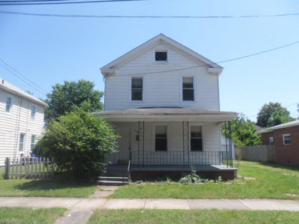 728 31st St, Newport News, VA 23607