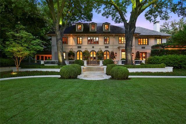 4412 lakeside dr dallas tx 75205 for Buy house in dallas texas