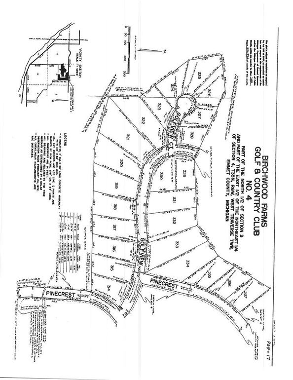 2144 Golfview Lot 4, Harbor Springs, MI 49740