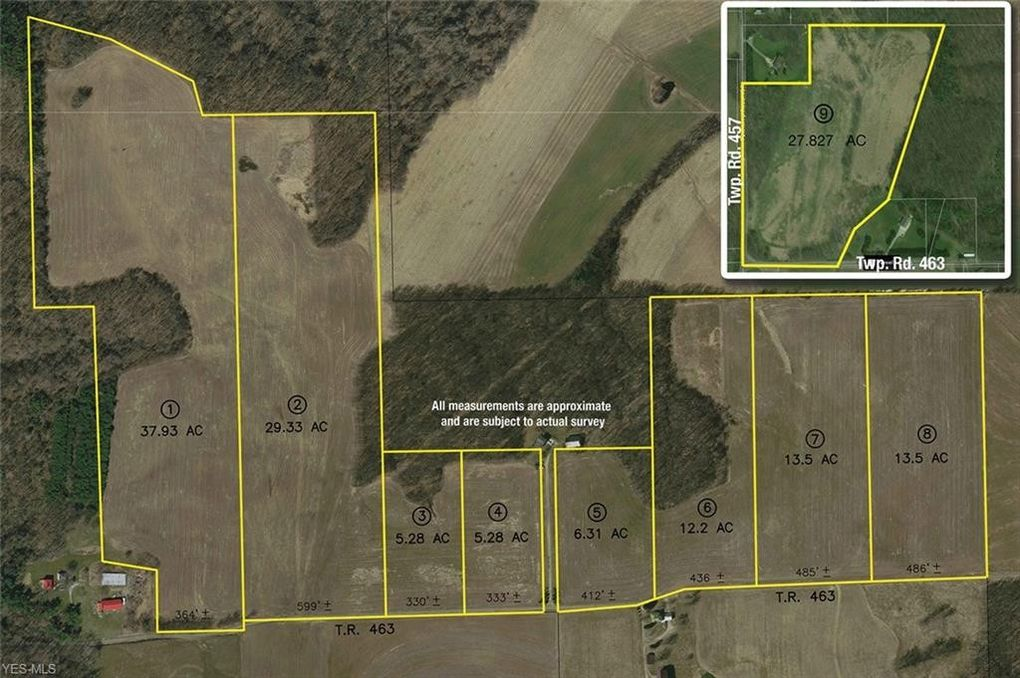 Township Rd # 463, Loudonville, OH 44842