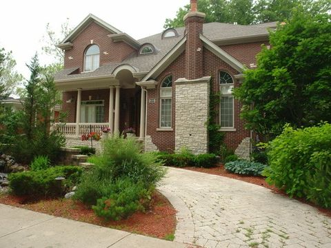 Park Ridge IL Homes With Special Features
