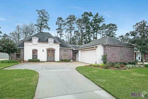 P O Of 18414 Shadow Creek Ave Baton Rouge La 70816 House For Sale