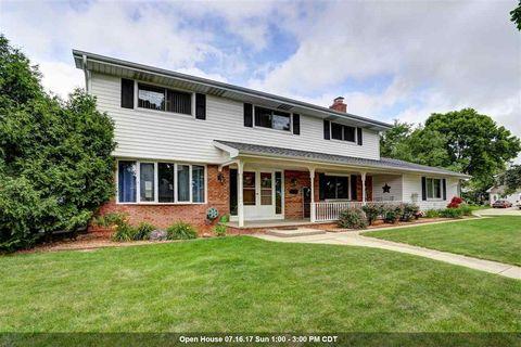 Appleton, WI 4-Bedroom Homes for Sale - realtor.com®