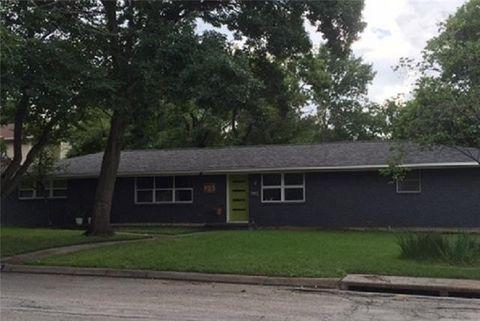 923 Thomas St, Denton, TX 76201